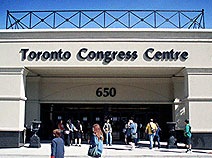 Minutes away from the Toronto Congress Centre